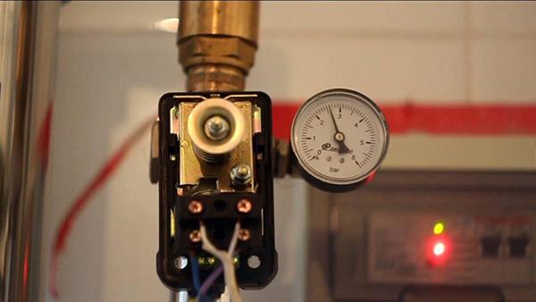 Электрическая схема подключения водяных насосов