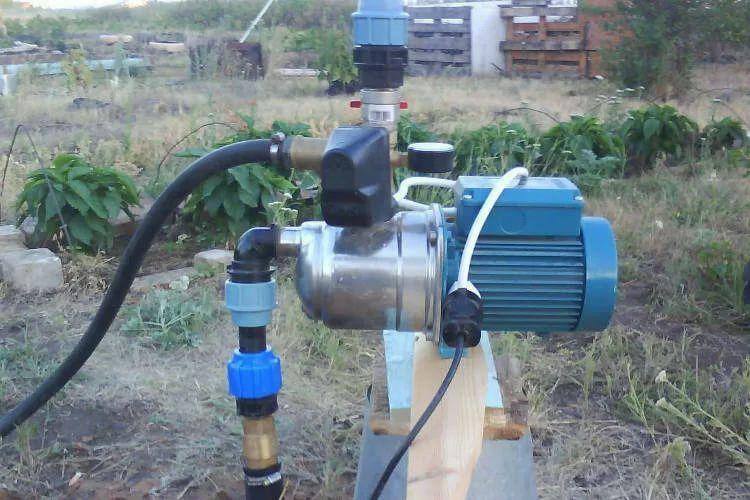 Выбор насоса по частоте воды