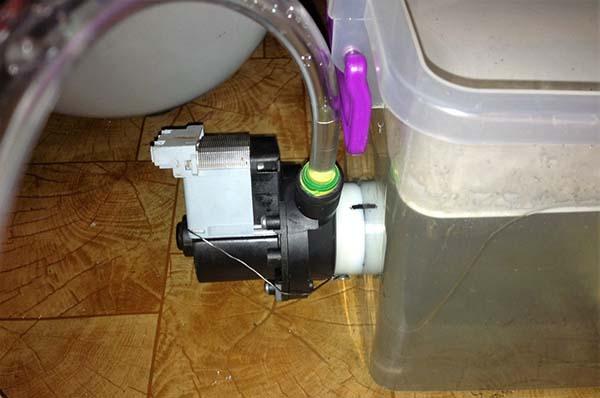 фильтр сливного насоса