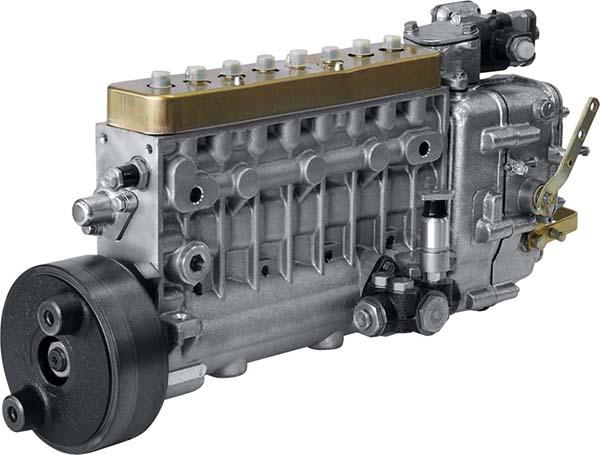 насос дизельного двигателя