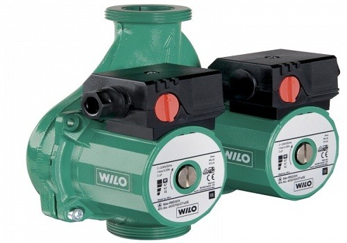 Отопительные насосы фирм Wilo