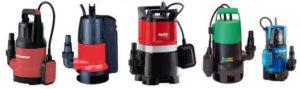 Как выбрать погружной насос для грязной воды?