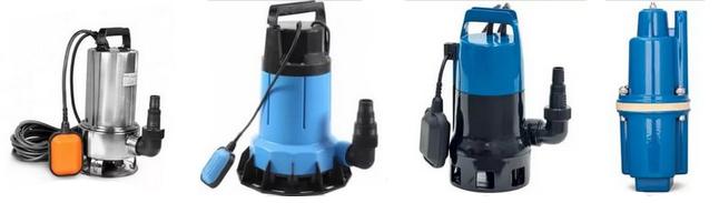 Погружной насос для воды на дачу: выбираем лучший
