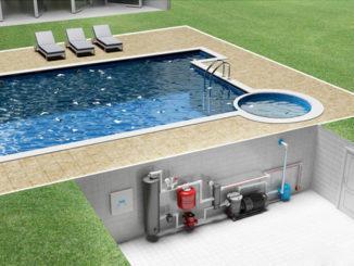 песочный насос для бассейна