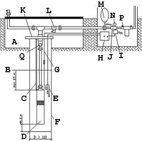 Электросхема скважинного насоса