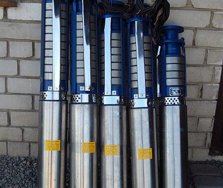 глубинные насосы для скважины